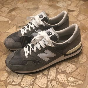 New Balance M990GRY Made in USA Size 12 New